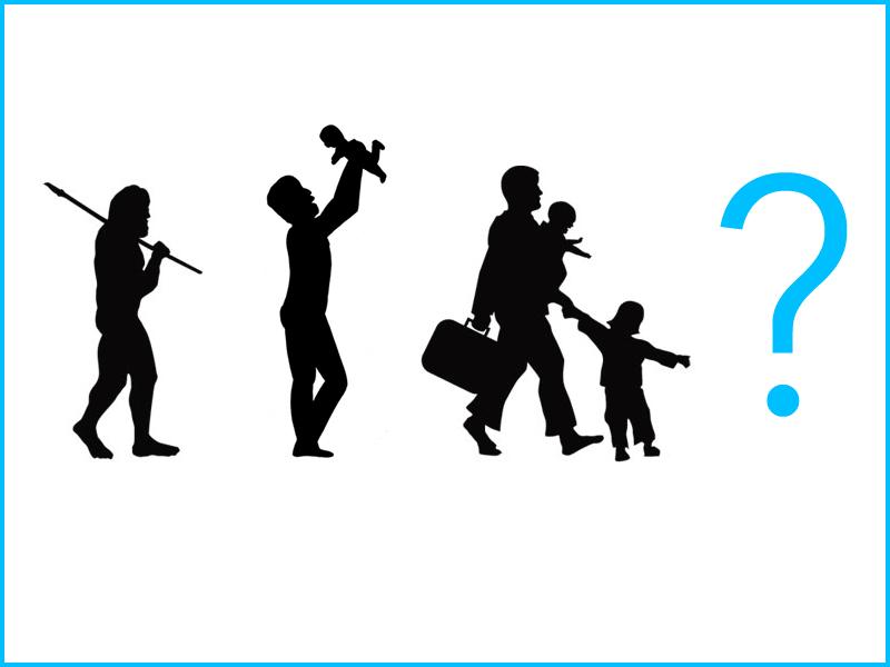 Familienvater quo vadis? Die Evolution vom Mann zum Superpapa