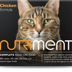 Nutriment Cat Chicken 500g Tub