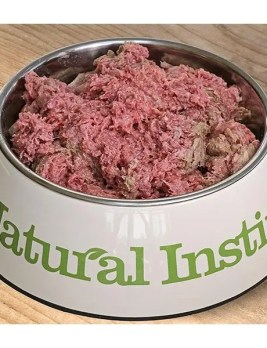 Natural Instinct Pure Turkey in Bowl