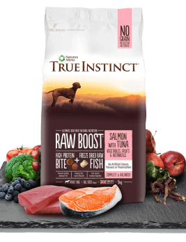 True Instinct Salmon and Tuna 1.5kg Bag