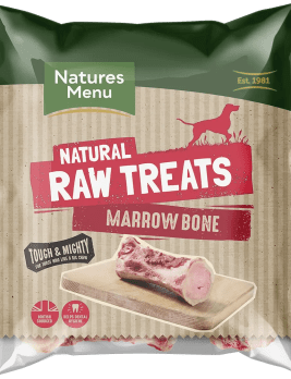 Natures Menu Raw Marrowbone Bag