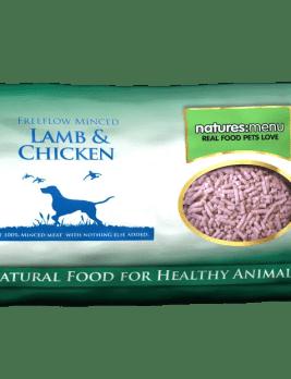 Natures Menu Freeflow Lamb 2kg Bag
