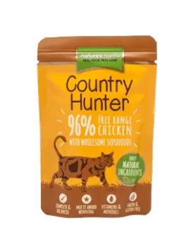 Country Hunter Cat Chicken 85g Pouch