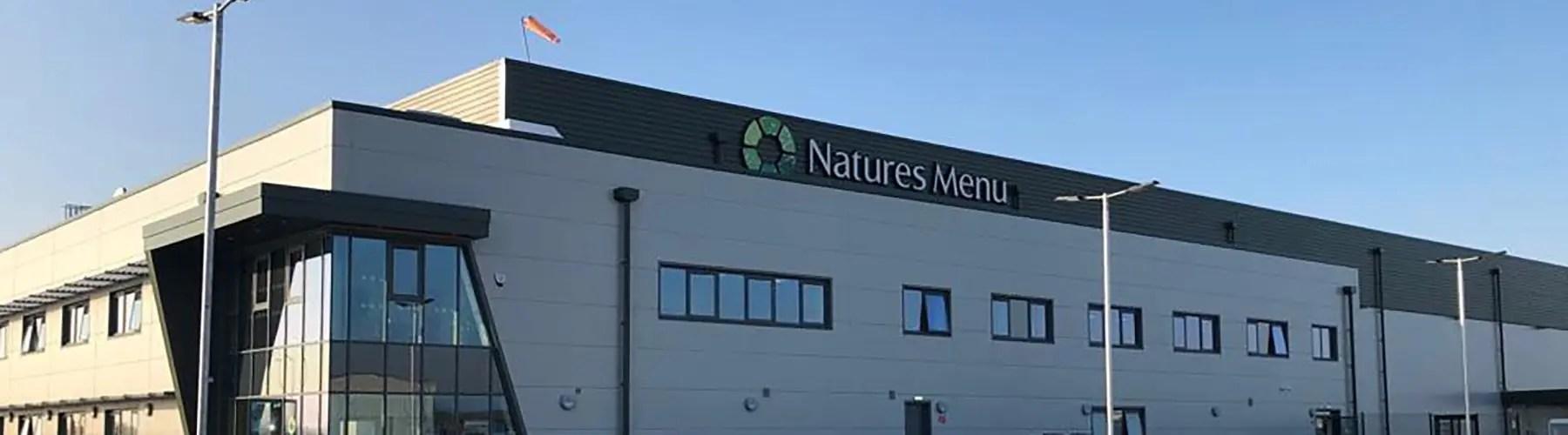 Natures Menu Factory 2019