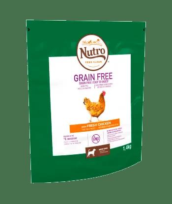 Nutro Grain Free Dry Adult Chicken 1.4kg Bag