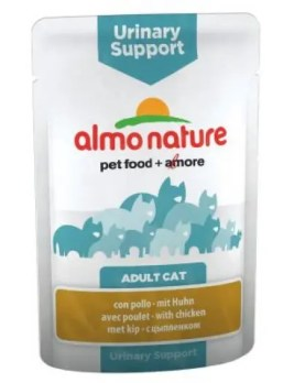 Almo Nature Urinary Wet Cat Food Chicken