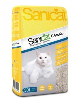 Sanicat Classic 30 Litre Front of Pack
