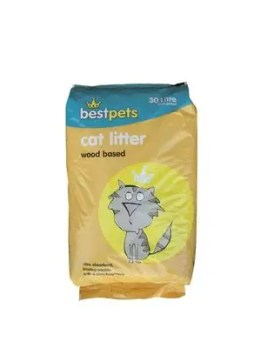 Bestpets Wood Litter 30 Litres Front of Pack
