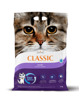 Intersand Classic Lavender 14kg Front of Pack