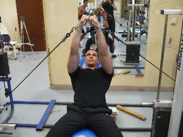 Cart Inclin Musculation Des Pectoraux