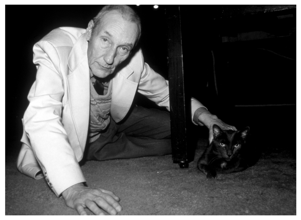 'Junkie' with William S. Burroughs