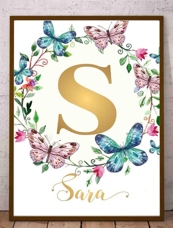 Sara grafika do pobrania z imieniem Sara