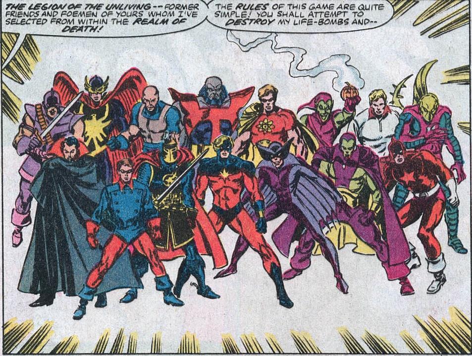 Avengers Annual 16 (1987) - 05