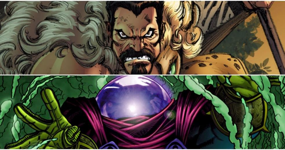 Kraven le chasseur & Mysterio