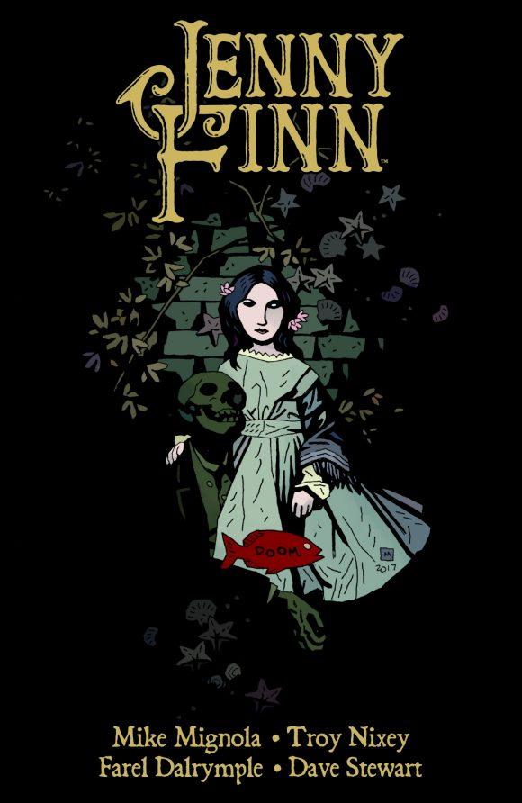 Jenny Finn, par Mike Mignola et Troy Nixey