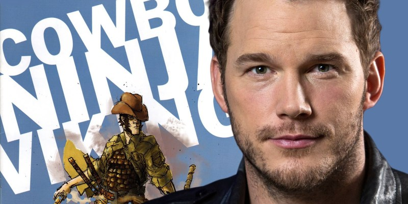 Chris Pratt dans Cowboy Ninja Viking
