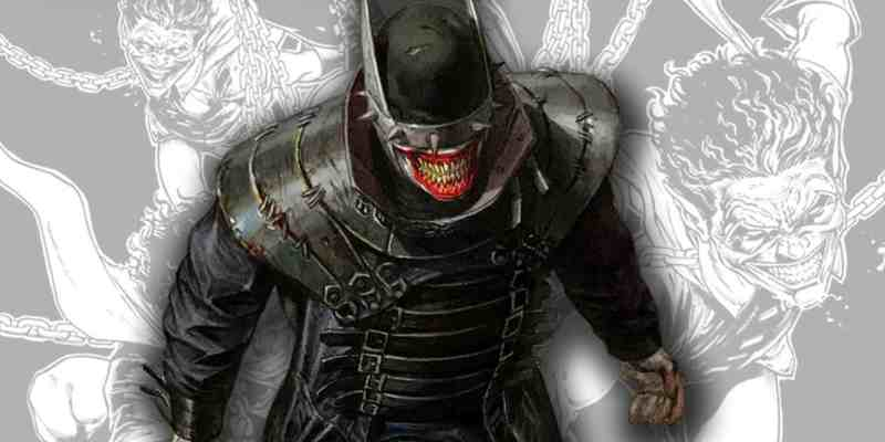 Batman Who Laughs!, le Batman/Joker