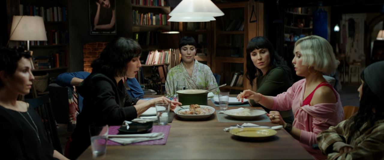 Seven Sisters (What Happened to Monday en vo), film de Tommy Wirkola avec Noomi Rapace