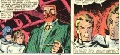Captain America : Dr Faustus