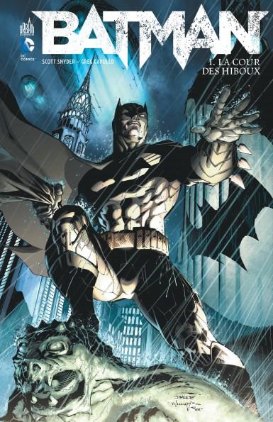 Batman - tome 1 - La Cour des Hiboux