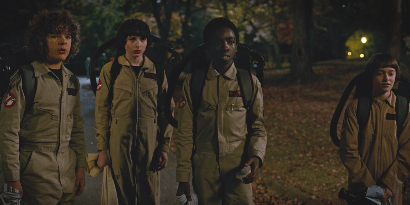 Clin d'œil à Ghostbusters dans la seconde saison de Stranger Things