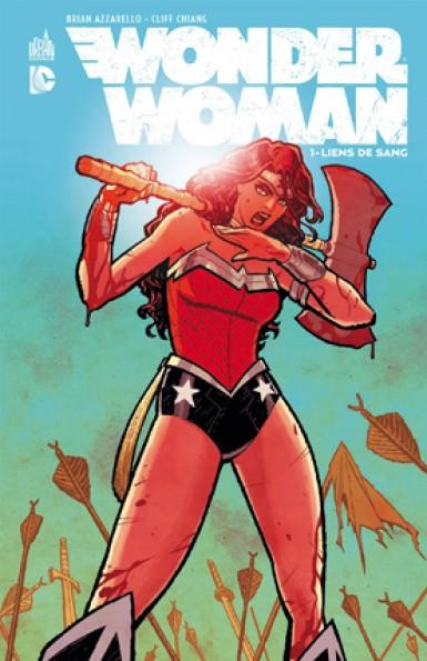 Wonder Woman - tome 1