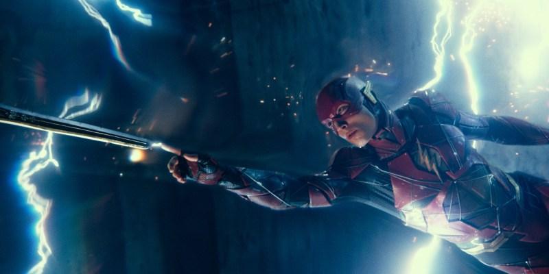 Justice League : Ezra Miller dans le rôle de Flash