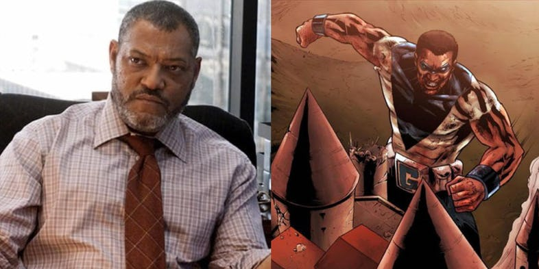 Laurence Fishburne sera-t-il Goliath dans Ant-Man and the Wasp ?