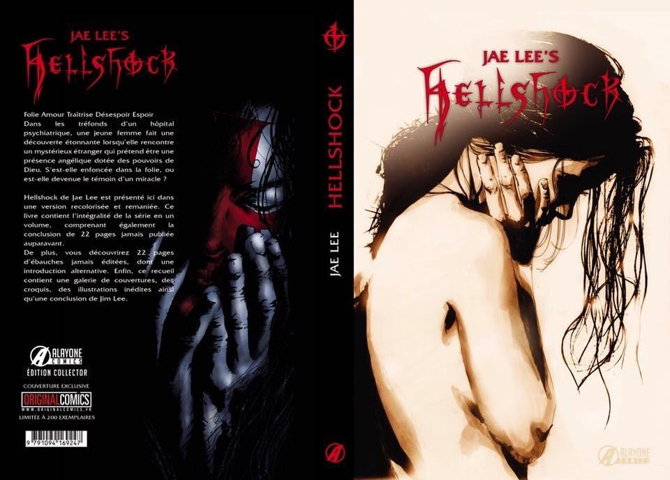 Hellshock par Jae Lee