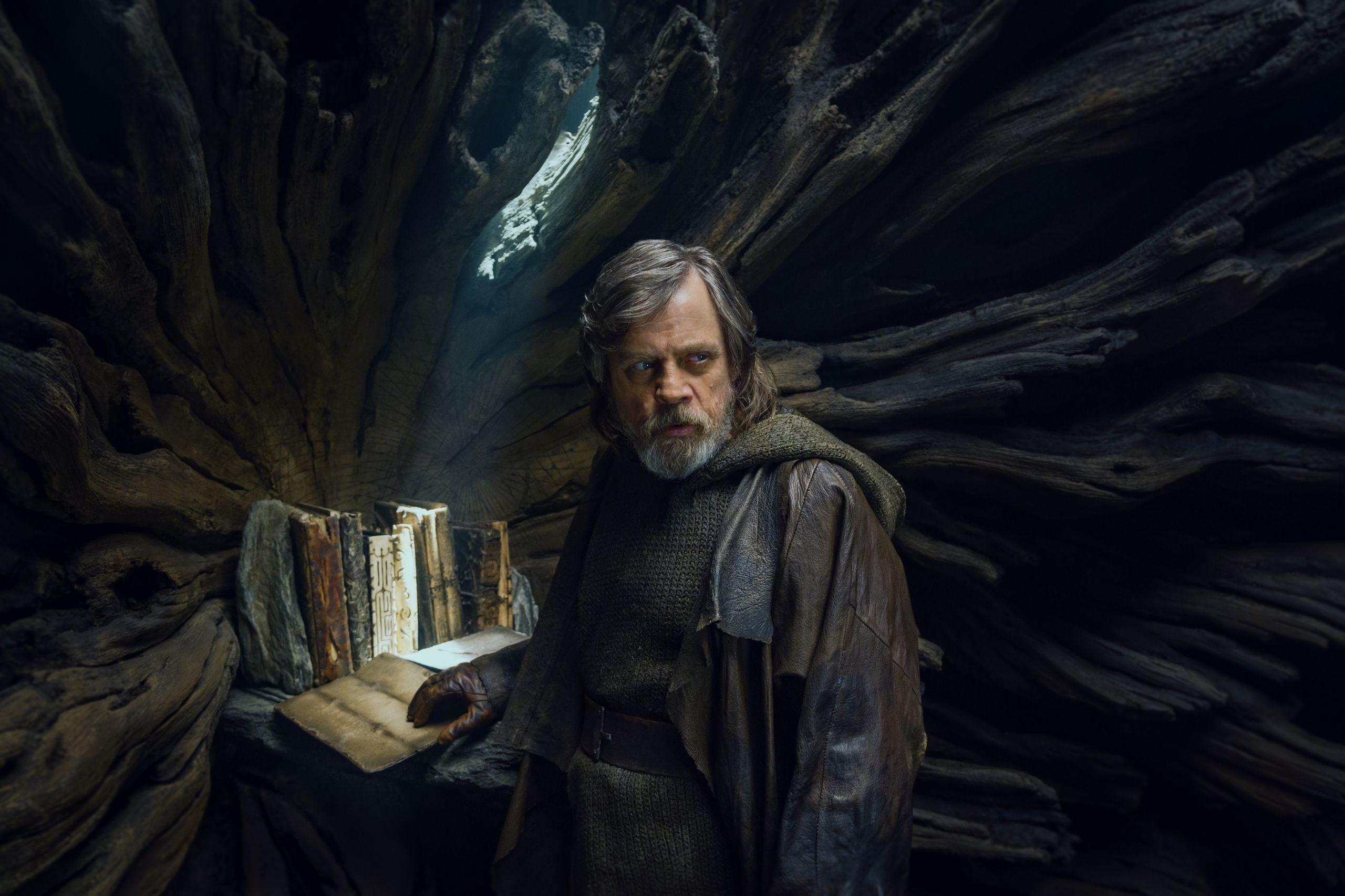 Star Wars : Les Derniers Jedi, Awake