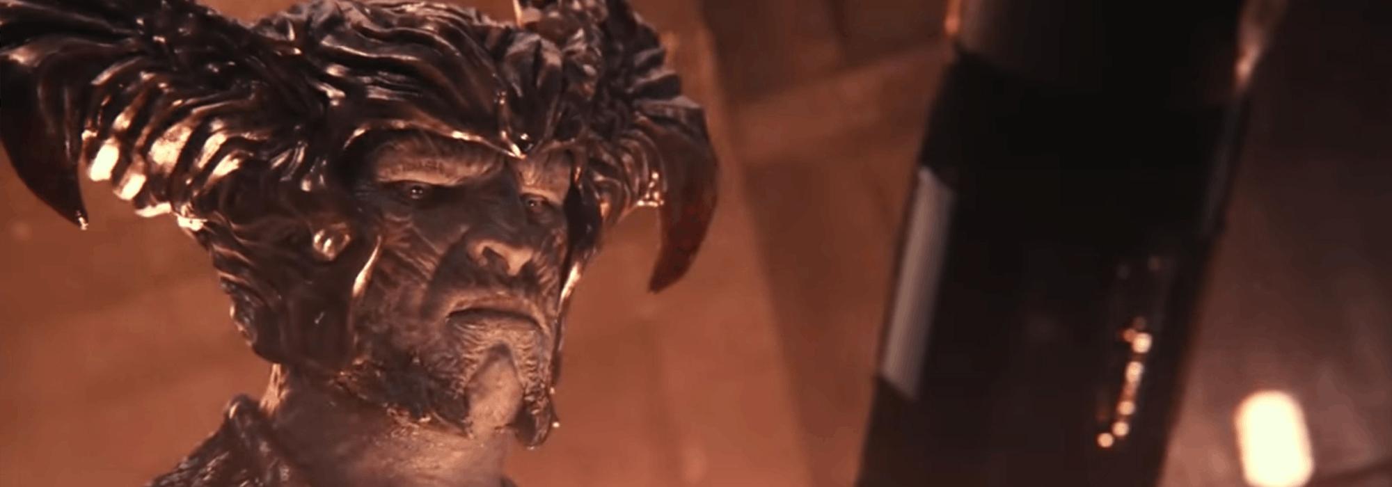 Steppenwolf dans Justice League