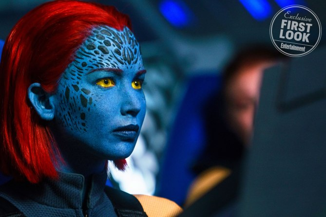 Jennifer Laurence dans X-Men: Dark Phoenix