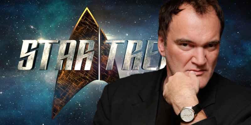 Quentin Tarantino pourrait réaliser le prochain Star Trek