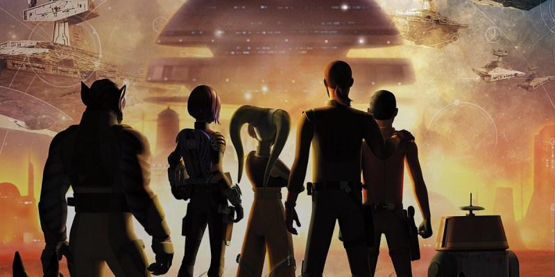 Star Wars Rebels - saison 04
