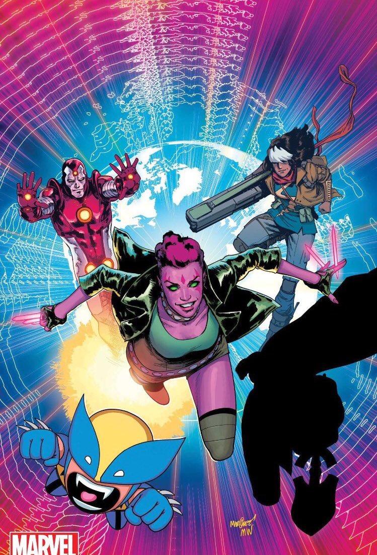 Exiles #1 (Marvel Comics)