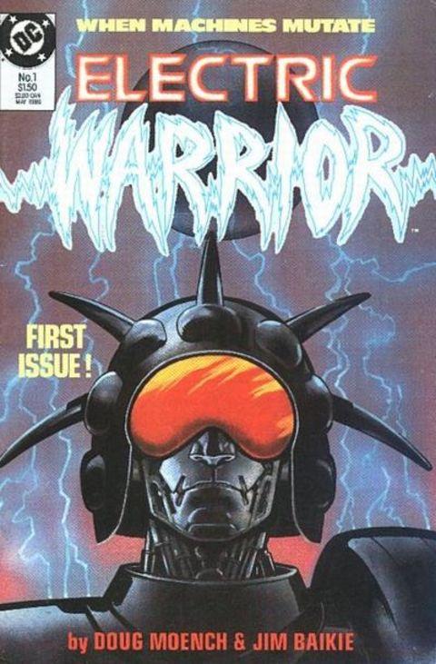 Electric Warrior, mai 1986 (DC Comics)
