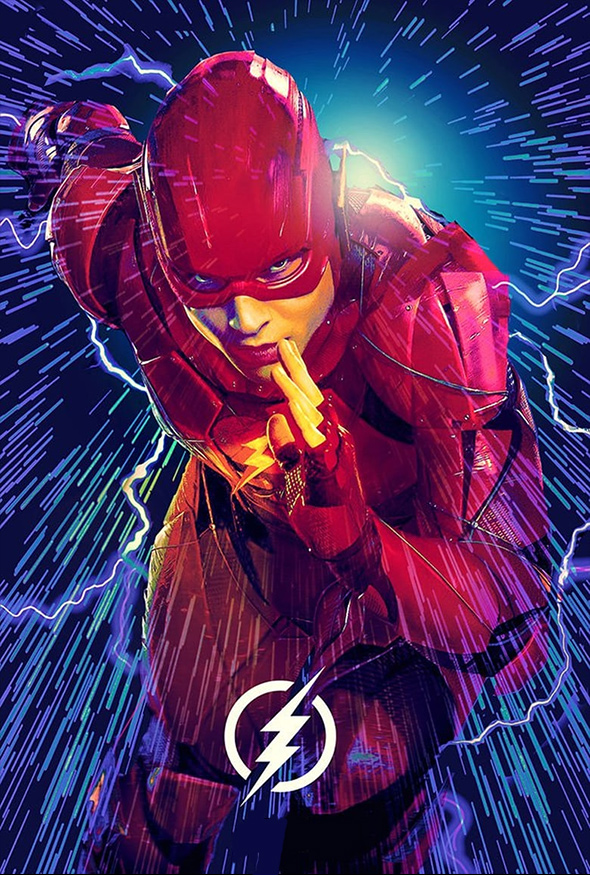 Affiche The Flash