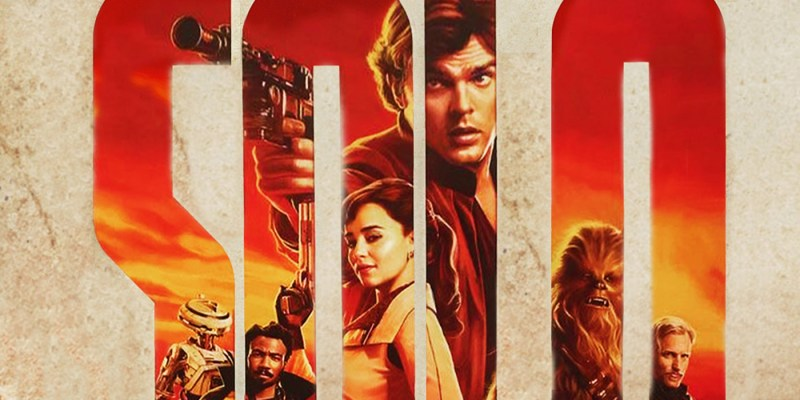 Solo: A Star Wars Story, le poster