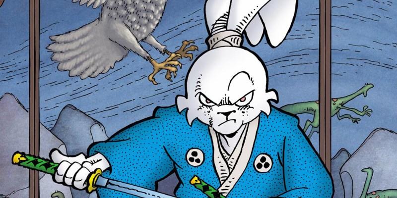 Usagi Yojimbo par Stan Sakaï