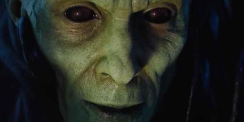 Brainiac dans la série TV Krypton