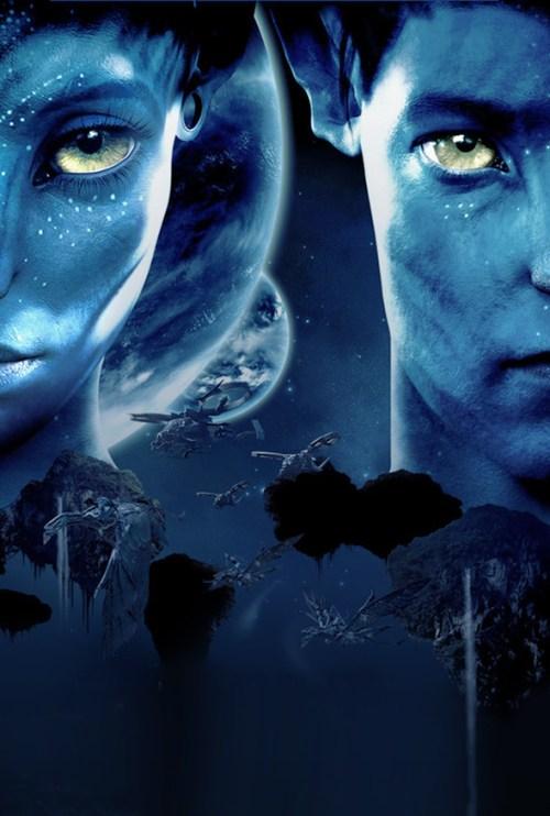 affiche Avatar (série de films)