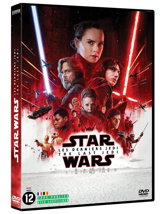 DVD Star Wars : Les Derniers Jedi
