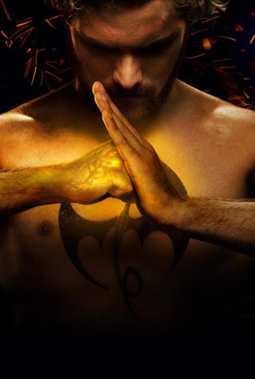 affiche Iron Fist