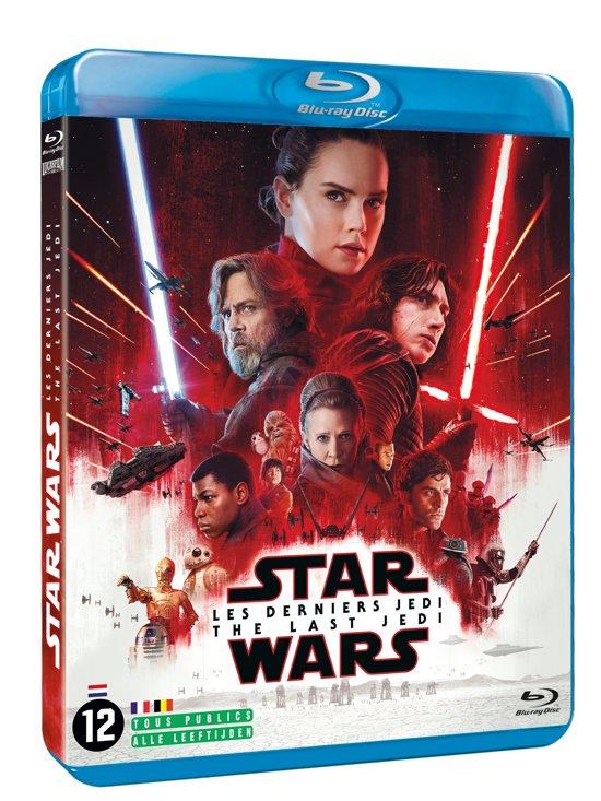 Blu-ray Star Wars : Les Derniers Jedi
