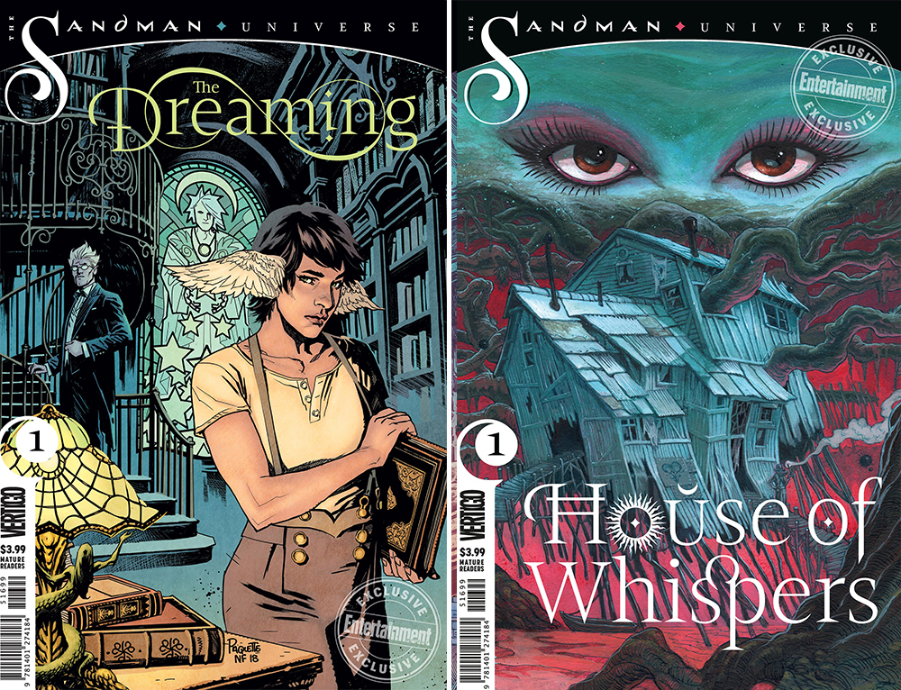 The Dreaming et House of Whispers
