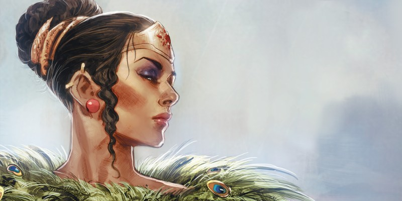 DC Comics, Black Label : Wonder Woman Historia: The Amazons