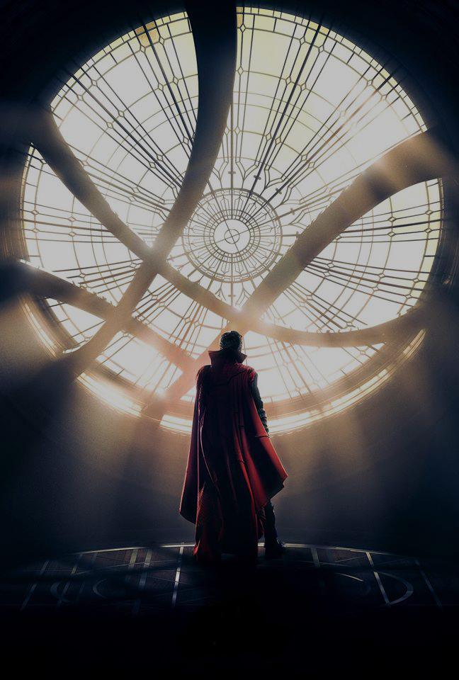 Affiche Doctor Strange 2