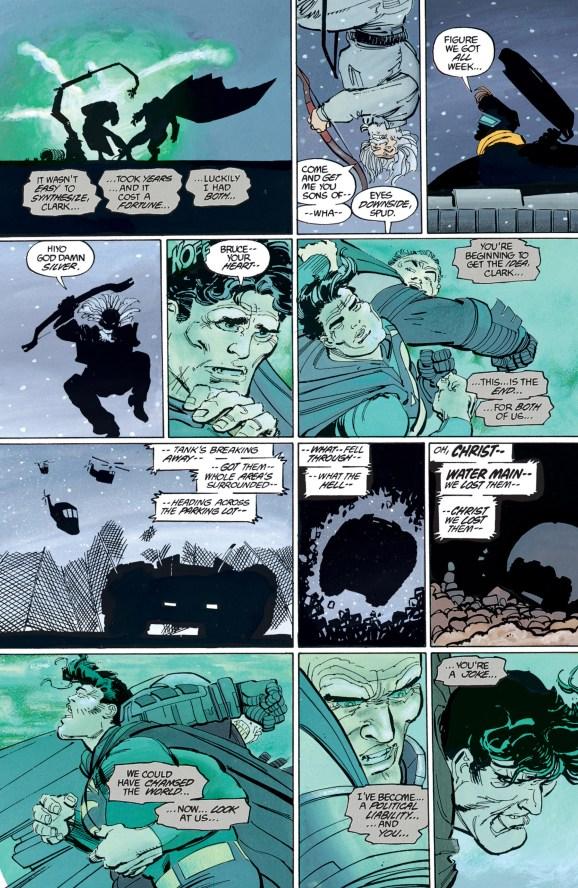 Superman Batman Miller