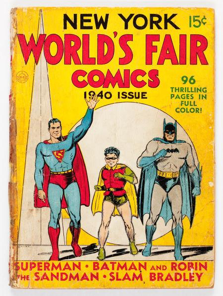 Superman Batman Anthologie
