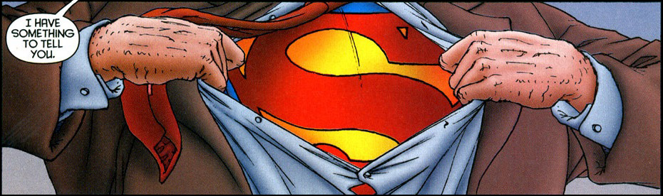 All-Star Superman par Grant Morrison et Frank Quietly. DC Comics